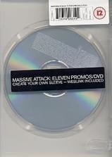 Massive Attack: Eleven Promos海报