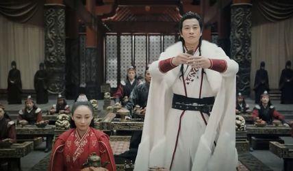 李现新剧《剑王朝》不走心,打戏靠慢镜头,背景抠图痕迹太过明显