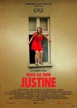 你的名字叫贾斯汀海报