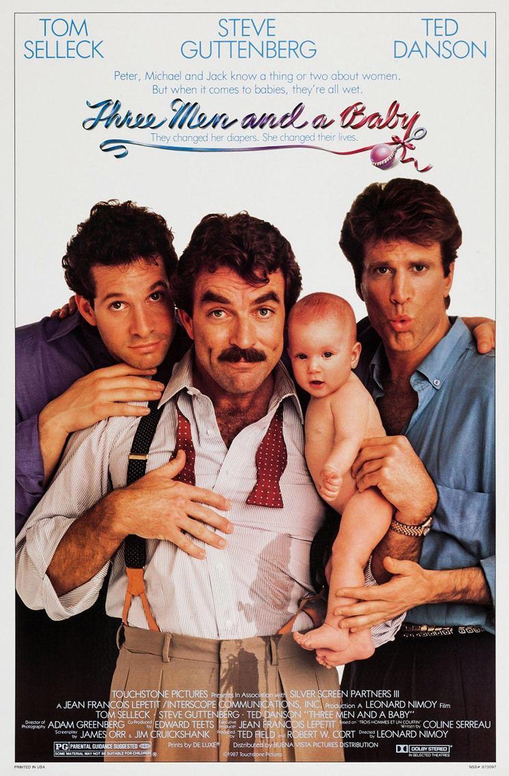 三个奶爸一个娃