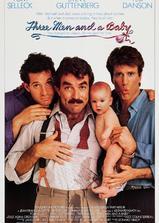 三个奶爸一个娃海报