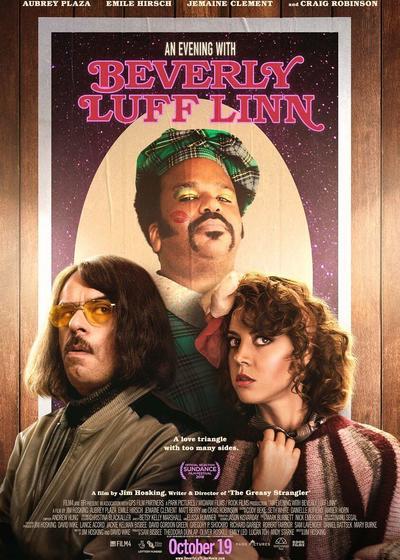 与贝弗莉·莱夫·林恩的一晚海报