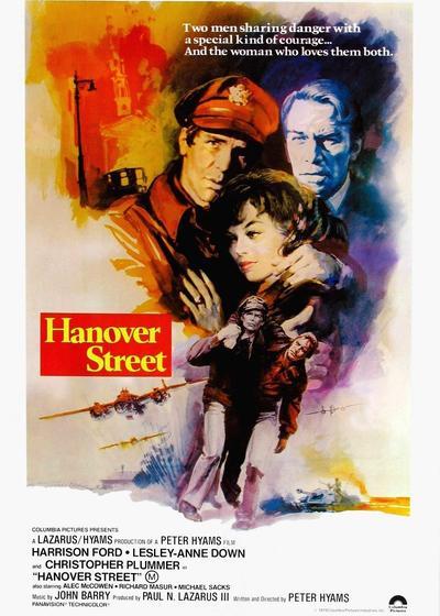 汉诺瓦街海报