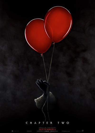 小丑回魂2海报