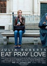 美食、祈祷和恋爱海报
