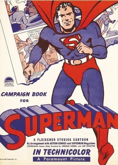 超人:疯狂科学家海报