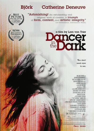 黑暗中的舞者海报