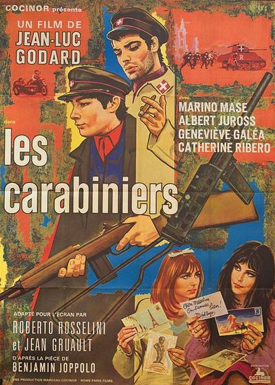 卡宾枪手海报