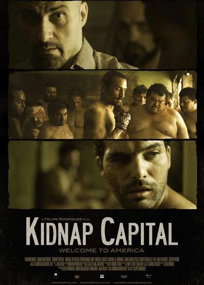绑架之都海报