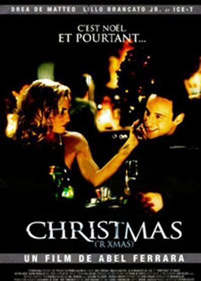 惊惧圣诞海报