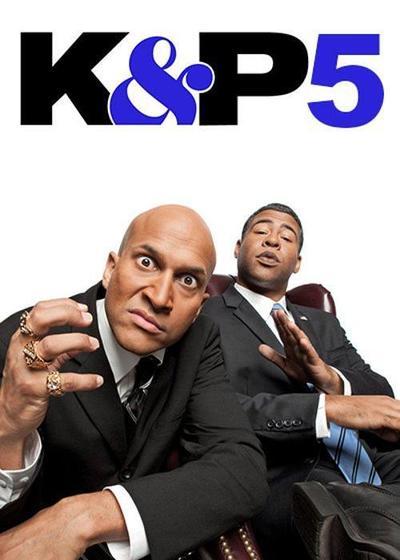 基和皮尔 第五季海报