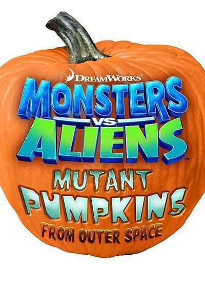 怪物大战外星人:来自外太空的变异南瓜海报