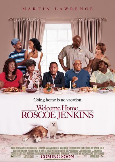 欢迎回家,罗斯科·杰金斯海报