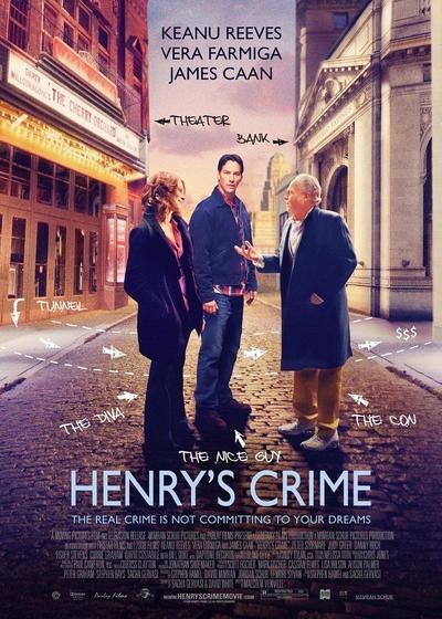 亨利的罪行海报