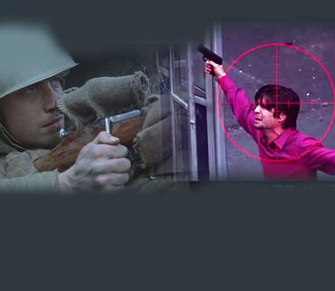 十大狙击电影!在异常残酷的环境中,始终保持清醒的头脑