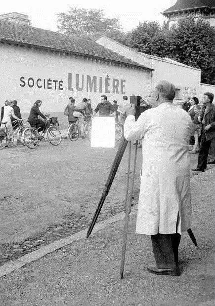 卢米埃尔兄弟电影放映集 1895-1905年