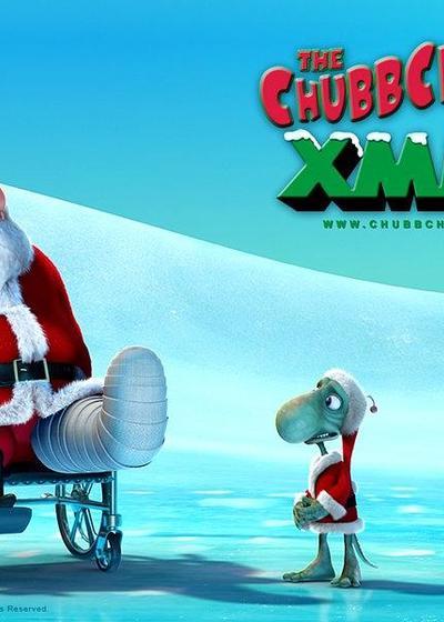恰卜恰卜拯救圣诞节海报