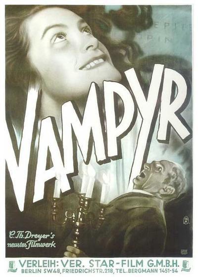 吸血鬼海报
