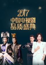 2017中国电视剧品质盛典海报