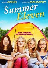 十一岁的夏天海报