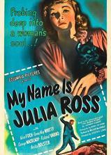 我的名字叫朱莉娅·罗斯海报
