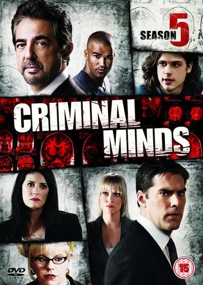 犯罪心理 第五季海报