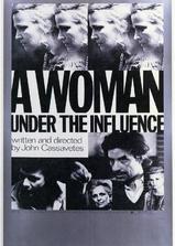 受影响的女人海报