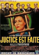 刑事法庭海报