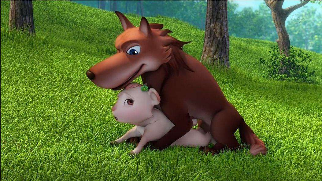 翡翠森林狼与羊 TV版