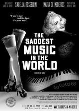 世界上最悲伤的音乐海报