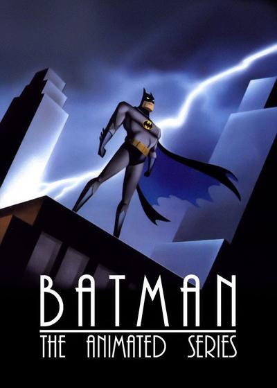 蝙蝠侠:动画版 第二季海报