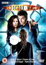 神秘博士  第四季海报
