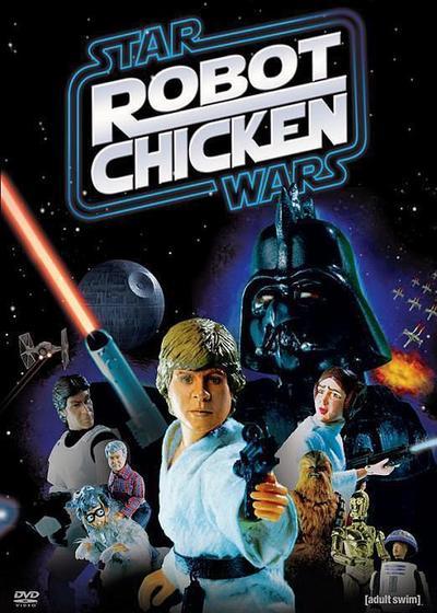 机器肉鸡:星战特辑海报