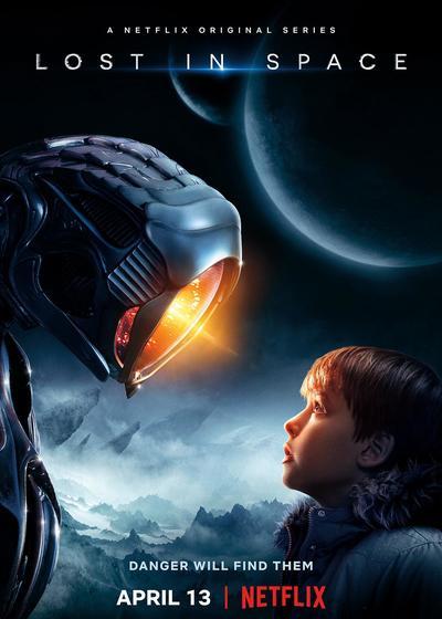 迷失太空 第一季海报