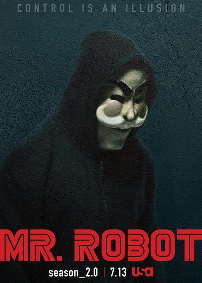 黑客军团 第二季海报