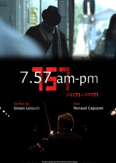 7.57 AM-PM海报