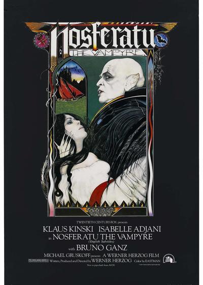 诺斯费拉图:夜晚的幽灵海报