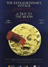 月球旅行记海报