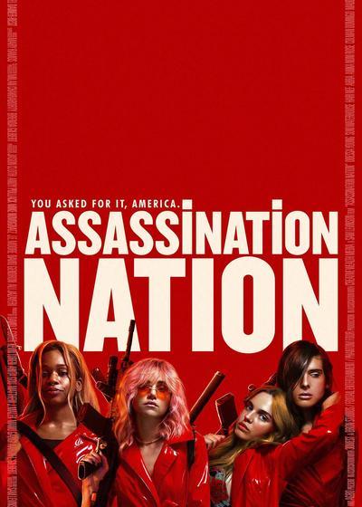 暗杀国度海报