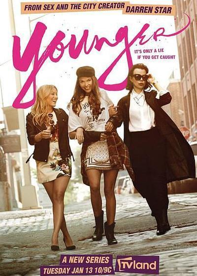 年轻一代 第一季海报