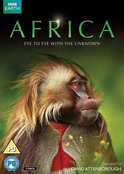 BBC:非洲海报