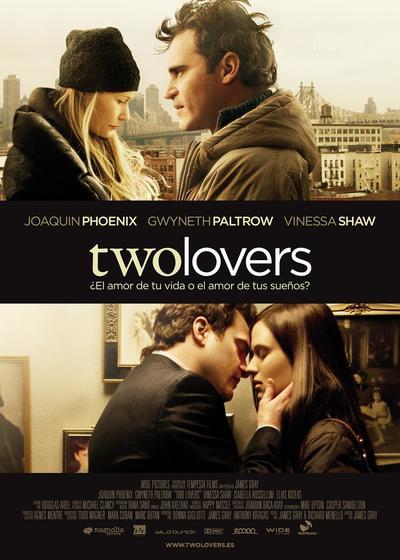 两个情人海报