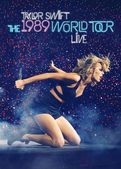 泰勒·斯威夫特:1989世界巡回演唱会海报