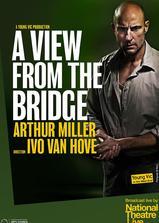 桥头风景海报