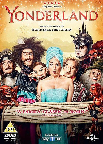 疯狂母亲的神奇世界 第二季海报