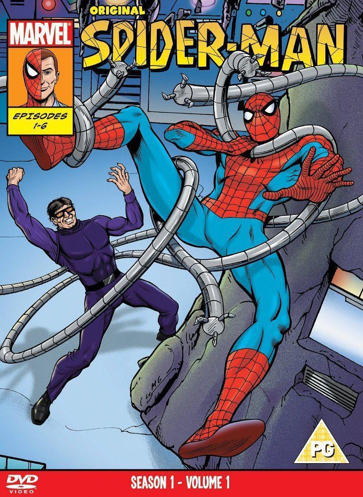 蜘蛛侠 第一季