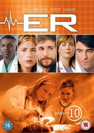 急诊室的故事 第十季