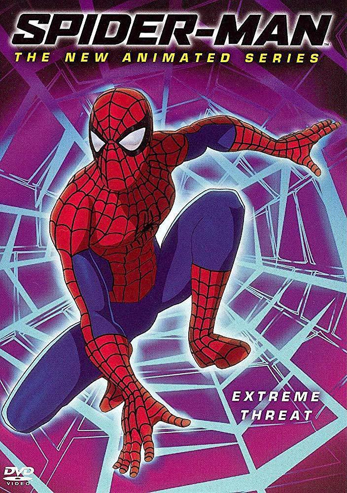 动画版蜘蛛侠