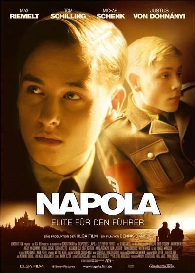 希特勒的男孩海报