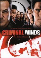 犯罪心理 第二季海报